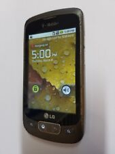 LG Optimus T P509 Green T-Mobile Android Gsm Smartphone Cellphone OptimusT Phone