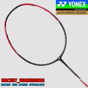 YONEX NANOFLARE 700 BADMINTON RACKET RED NF700 4UG5 MADE IN JAPAN