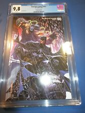Detective Comics #1027 Cheung Variant Batman CGC 9.8 NM/M Gorgeous gem