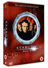 Stargate SG-1 - Season 4 (DVD)
