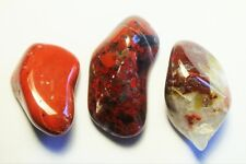 100 cts POLISHED BRECCIATED JASPER AFRICA # 22