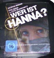 Wer Ist Hanna ? Limitada Steelbook Edición Blu-Ray Nuevo y Emb. Orig.
