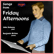John Hahessy - Boy Alto - Songs from Friday Afternoons - Benjamin Britten Piano