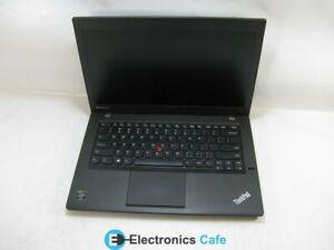 """Lenovo ThinkPad T440 14"""" Laptop 1.9GHz i5-4300U 4GB RAM (Grade C No Webcam)"""