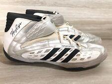 Adidas Vapor Speed Ii Mens Wrestling Shoes White Silver Henry Cejudo G02496