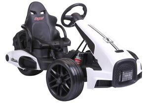 Kinder Elektro GoKart Super Speed XR1 12V Kinderauto elektrisch Elektrokart Cart