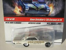Hot Wheels Drag Strip Demons Dave Strickler's 65 Coronet A/FX # 10 of 30
