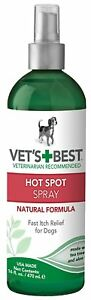Vet's Best Natural Hot Spot Spray For Fast Itch Relief 8oz