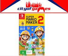 Super Mario Maker 2 Nintendo Switch Brand New In Stock