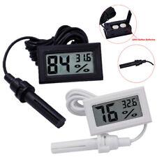 LCD Digital Thermometer Hygrometer Sonde Meter Für Haus, Labor, Bibliothek