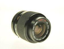Pentax PK K Mount Albinar ADG Mc Auto Zoom Macro 35-70mm F3.5-4.8 Camera Lens