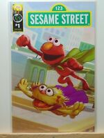 Sesame Street #1 Variant Cover Ape Entertainment Comics CB7787