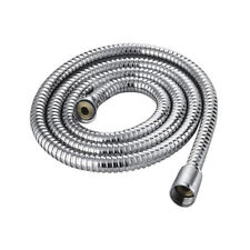 Stainless Steel Flexible Bathroom Bath Shower Hose Pipe 1.5m