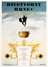 Finian's Rainbow Original A3 Vintage Movie Poster 60s Niños Arte Cartel Coppola