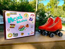 Moxi Lolly Roller Skates (Poppy) (Brand New w/ Box!) Size 8 (Women's 9-9.5)