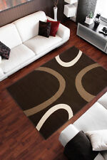 Wohnraum-Teppiche Designklassiker der 60er & 70er mit geometrischem Muster