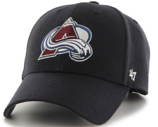 Colorado Avalanche Cap NHL Eishockey 47 Brand Kappe Klettverschluß