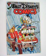 Walt Disney's CHARACTER COMICS #524 Gladstone Comics November 1987