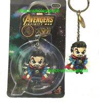 Hot Toys Avengers Infinity War Doctor Strange (Fighting Version Cosbaby Keychain