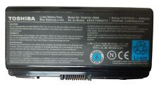Toshiba Li-ion Battery Pack PA3615U-1BRM PABAS 115 10.8V/10,8V 4000 mAh Laptop