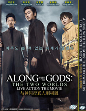 KOREAN MOVIE DVD Along With the Gods: The Two Worlds English Subs + FREE DVD