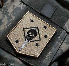 KANDAHAR WHACKER ISAF JSOC USMC FORCE RECON JTF νeΙ©®⚙💀 DD SSI: MARSOC RAIDERS