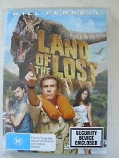 DVD - Land Of The Lost - Region 4