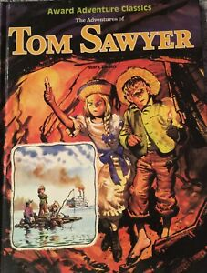 The Adventures of Tom Sawyer 1984 Retold Jane Carruth John Worsley Illustrated
