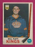 1969-70 OPC # 102 KINGS BILL FLETT GOOD  CARD (INV#1679)
