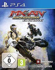 MX vs. ATV Supercross Encore-ps4 PLAYSTATION 4-NUOVO OVP