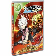DVD - Beyblade Burst - Vol.2
