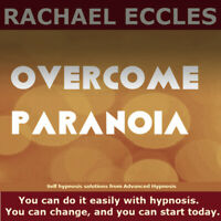 Overcome Paranoia Hypnosis CD Stop Being Paranoid Hypnotherapy
