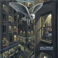KING CRIMSON - HEAVEN AND EARTH-97/08 BOXSET (24 CD) USED - VERY GOOD CD