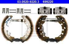 Bremsbackensatz für Bremsanlage Hinterachse ATE 03.0520-9220.3