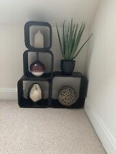 Modular storage unit cubes