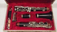 """Vintage """"Empire Series"""" Deluxe Model B&S Toronto Clarinet"""