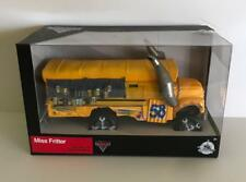 Disney Parks Pixar Cars 3 2017 Miss Fritter Deluxe Die Cast Car Bus Truck
