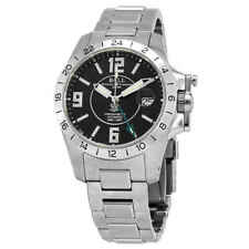 Ball Engineer Hydrocarbon Magnate GMT Automatic Black Dial Men's Watch