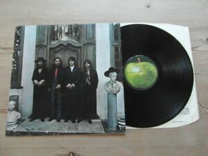 THE BEATLES-HEY JUDE-THE BEATLES AGAIN-ORIG EXPORT VINYL-EX EX+ LP ALBUM 1970