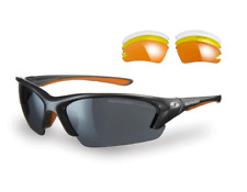 Sunwise Equinox Grey Sunglasses with 4 Interchangeable Lenses