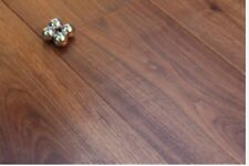 Engineered American Walnut Wood Floor Real Flooring Hardwood 191mm Wide