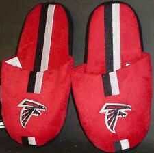 "NFL Slippers, ""Atlanta Falcons"" (Youth Large) NEW"