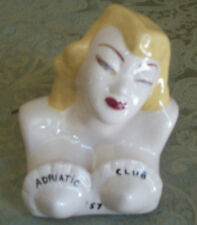 Vintage Sexy Lexy Ceramic Trinket Box A Great Collectible 1957