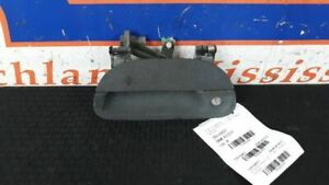 2000 FORD F150 REAR TAILGATE HANDLE BLACK TEXTURED