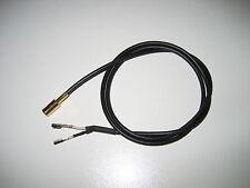 SMB Stecker mit Kabel 0,7m RG174 offene Enden, Pigtail
