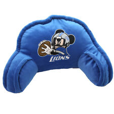 New Northwest NFL Detroit Lions Mickey Mouse Soft Bed Rest Pillow 100% Polyester