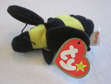 McDonald's Ty Teenie Beanie Babies Happy Meal 2000 - Bumble The Bee - No Package