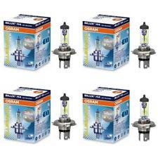 OSRAM 4x Glühlampe Glühbirne Autolampen H4 12V 60/55W Allseason Super