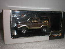 Premium X PRD 145 - Ford Bronco II 2Tones Brown 1989 - 1:43 Made in China