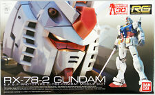 Bandai RG-1 RG Gundam Gundam RX-78-2 1/144 scale kit